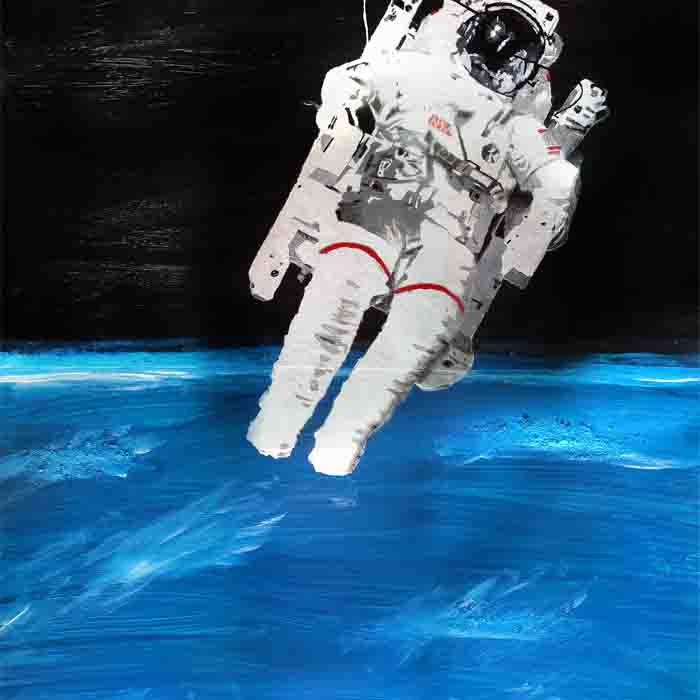 spacewalk-acrylic-painting